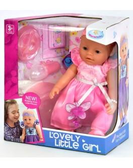 Пупс функциональный Baby Born 8020-472 в образе феи с крылышками - igs 69506