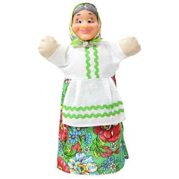 кукла рукавичка бабка B071