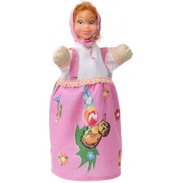 Кукла-рукавичка «ВНУЧКА МАША»