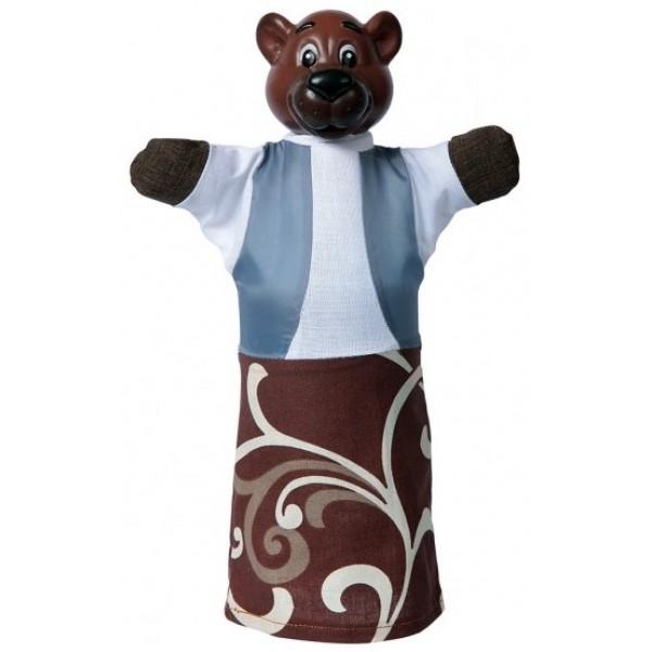 кукла рукавичка медведь чудисам