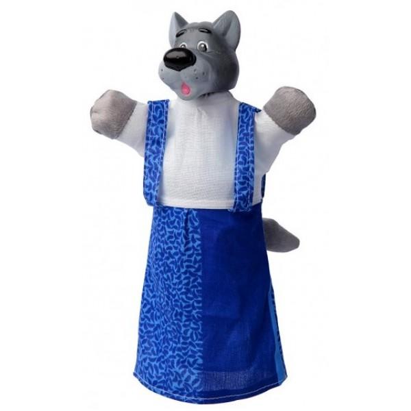 кукла рукавичка волк чудисам