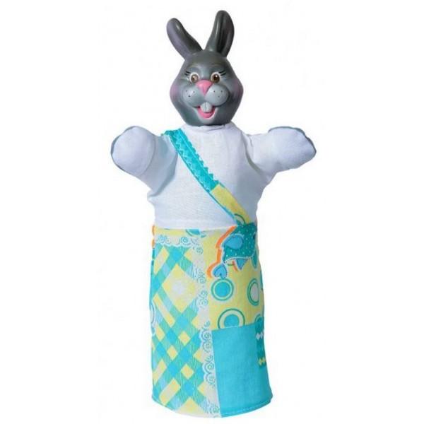 Кукла-рукавичка Зайка - alb B077