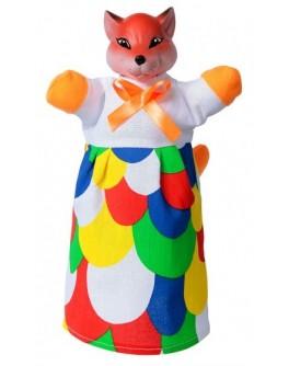 Кукла-рукавичка Лиса - alb B078