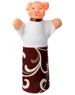 Кукла-рукавичка Поросёнок - alb B080