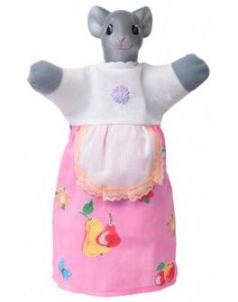 Кукла-рукавичка Мышка - alb B082