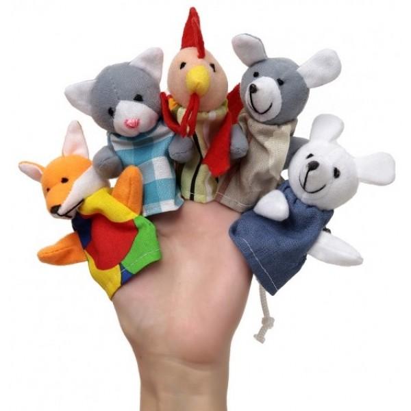 театр колосок на 7 пальчиках детство украина B026