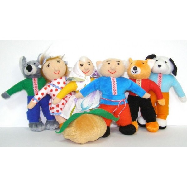 кукольный театр топотушки Репка В038