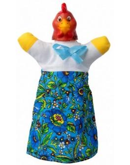 Кукла-рукавичка Курочка - alb B085