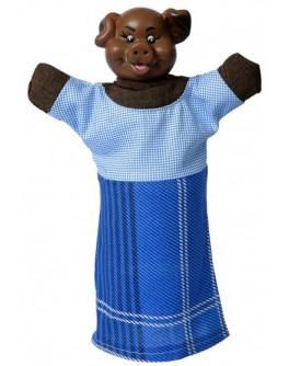 Кукла-рукавичка Кабан - alb B155