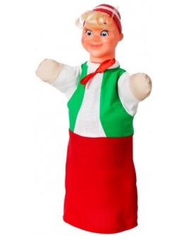 Кукла-рукавичка Буратино - alb В183