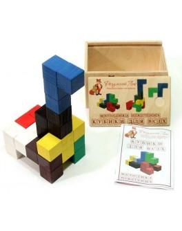 Кубики для всех Методика Никитиных Розумний Лис