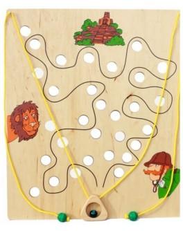 Игровая панель из дерева Охотник Lam Toys - lam 446-6