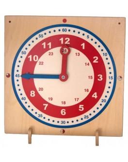 Деревянный планшет Часы Lam Toys - lam 5040