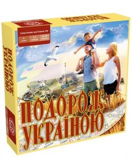 Настольная игра Arial Путешествие по Украине