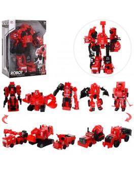 Робот-трансформер 5 в 1 Robot Truck 27 см - mpl 7700