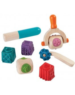 Набор для творческой лепки Plan Toys (5698) - plant 5698