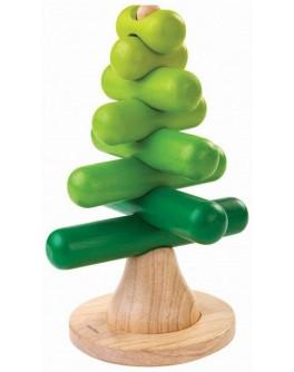 Деревянная пирамидка Plan Toys Дерево (5149)