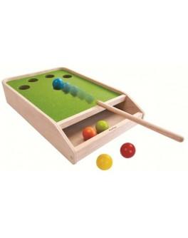 Дерев'яна настільна гра Plan Toys Поціль у лунку (4629) - plant 4629