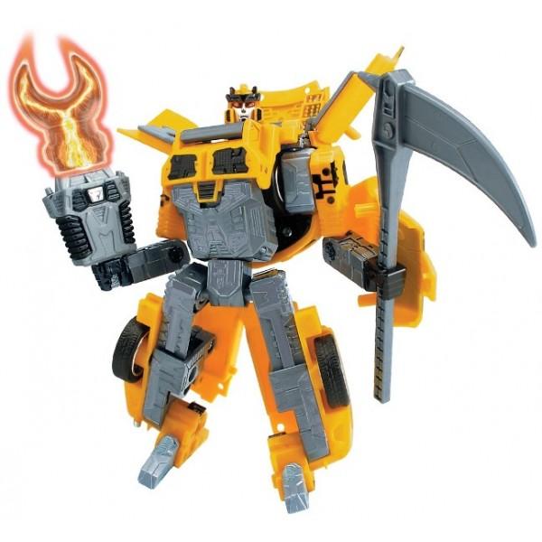 фото Робот-трансформер - MITSUBISHI LANCER EVOLUTION IX (1:32) - KDS 52080 r