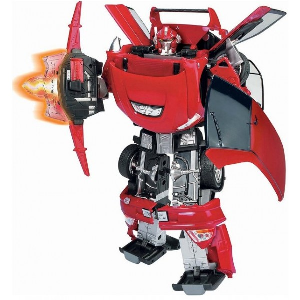 Робот-трансформер - MITSUBISHI EVOLUTION VIII (1:18) - kds 50100