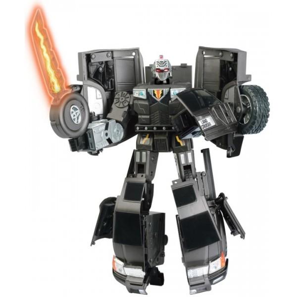 фото Робот-трансформер - TOYOTA LAND CRUISER (1:18) - kds 50060