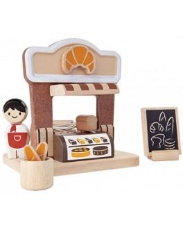 Деревянная игрушка Plan Toys Хлебный магазин (6615) - plant 6615