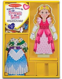 Магнитная одевалка Принцесса Элиза Melissa & Doug - MD3553