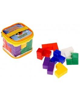 Кубики для всех в сумочке Методика Никитина Корвет