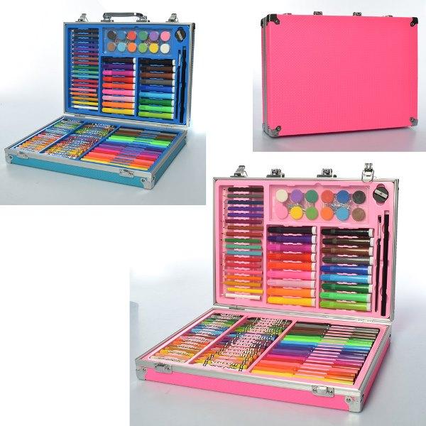 купить детский набор для художника в чемоданчике купить