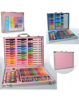 Набор для рисования в кейсе 120 предметов - mpl MK 2457