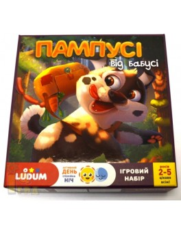 Настольная игра Ludum Пампушки от бабушки (укр)