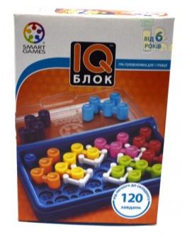 Дорожная игра IQ Блок Smart Games - BVL SG 466 UKR