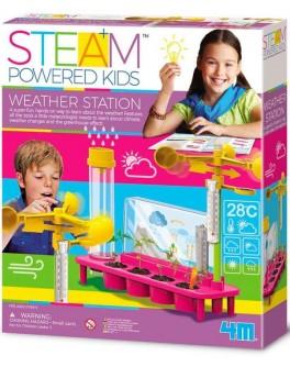 Обучающие игрушки STEM 4M Метеостанция - afk 00-04904