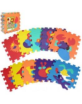 Игровой коврик мозаика Животные (M 2616) - mpl M 2616