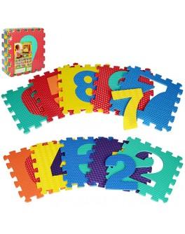 Игровой коврик мозаика Цифры (M 2608) - mpl M 2608