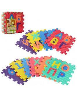 Игровой коврик мозаика Украинский алфавит (M 2609) - mpl M 2609