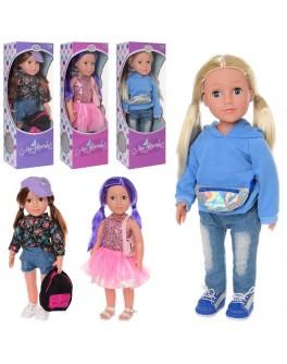 Кукла большая интерактивная Limo Toy M 3920-22-23 UA