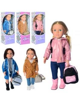 Кукла большая интерактивная Limo Toy M 4044-45-46 UA