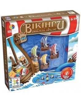 Настольная игра Вікінги. Снімай хвилю Smart Games - BVL SG 530