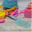 Набір для піску торти і тістечка в сумочці (740) - mpl 740