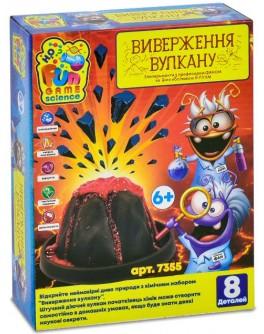 Научный набор Fun Game Виверження вулкану (7355) - igs 7355
