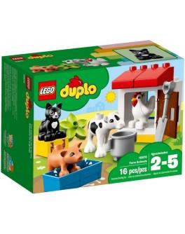 Конструктор LEGO DUPLO Животные на ферме (10870) - bvl 10870