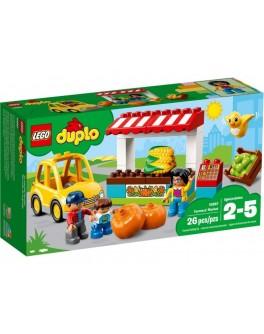 Конструктор LEGO DUPLO Фермерский рынок (10867) - bvl 10867