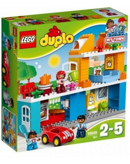 Конструктор LEGO DUPLO Семейный дом (10835) - bvl 10835