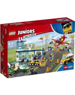 Конструктор LEGO Juniors Центральный аэропорт (10764) - bvl 10764