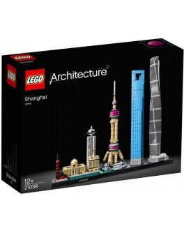 Конструктор LEGO Architecture Шанхай (21039) - bvl 21039