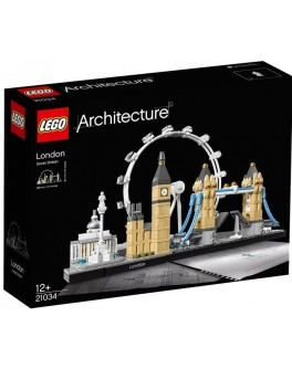 Конструктор LEGO Architecture Лондон (21034) - bvl 21034