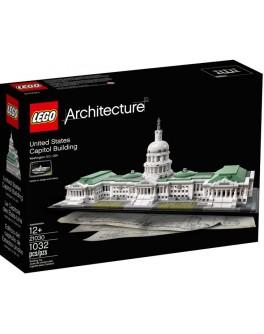 Конструктор LEGO Architecture Капитолий (21030) - bvl 21030