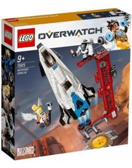 Конструктор LEGO Overwatch Сторожевой пост: Гибралтар (75975) - bvl 75975