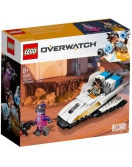 Конструктор LEGO Overwatch Трейсер против Роковой вдовы (75970) - bvl 75970